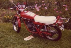 Ma KS 125 1973