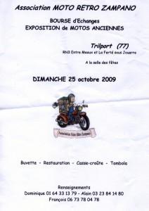 Bourse Trilport 25 10 2009