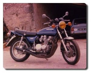 La moto de Francis